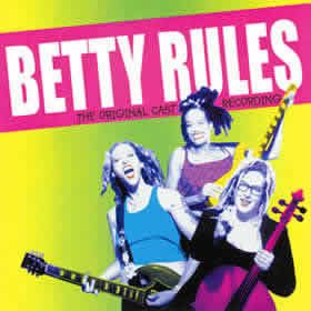 'BETTY Rules' album cover