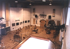 EMI Abbey Road Studio Two, more recently