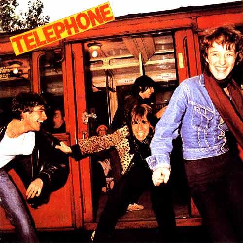 Téléphone's album cover
