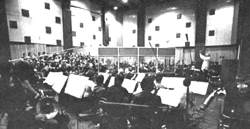 Recording Chavez' The Four Suns in Abbey Road, March 1972