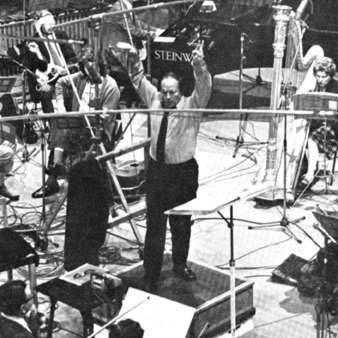 Recording Gurrelieder In Surround Sound