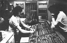 In EMI Abbey Road Studio 4