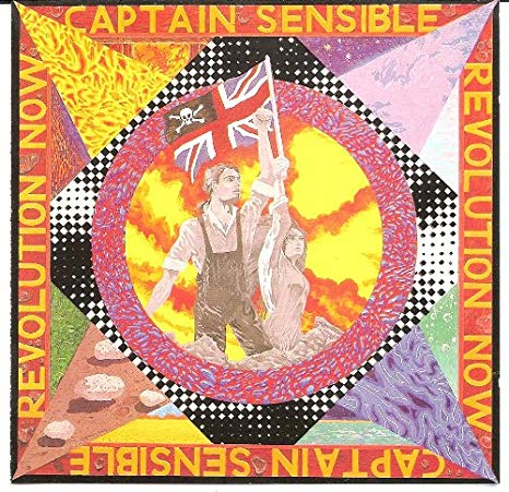 Captain Sensible: Revolution Now