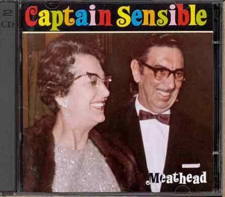 Captain Sensible: Meathead