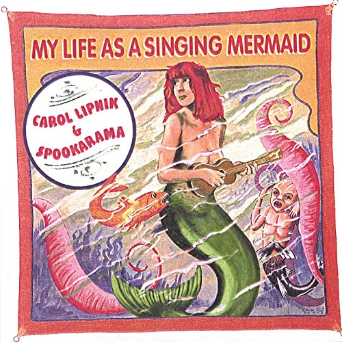My Life As A Singing Mermaid album art