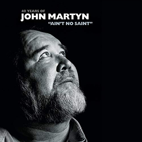 John Martyn's 'Ain't No Saint' compilation album cover