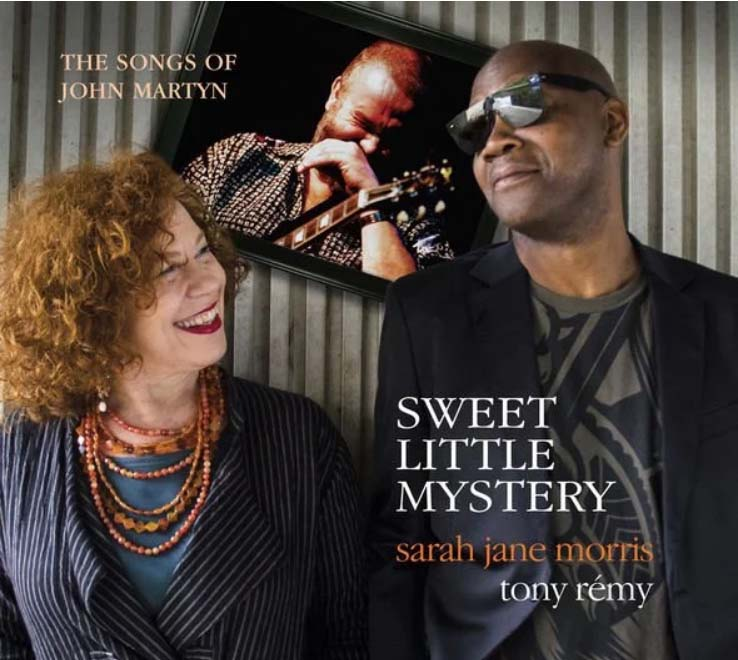 'Sweet Little Mystery' album cover