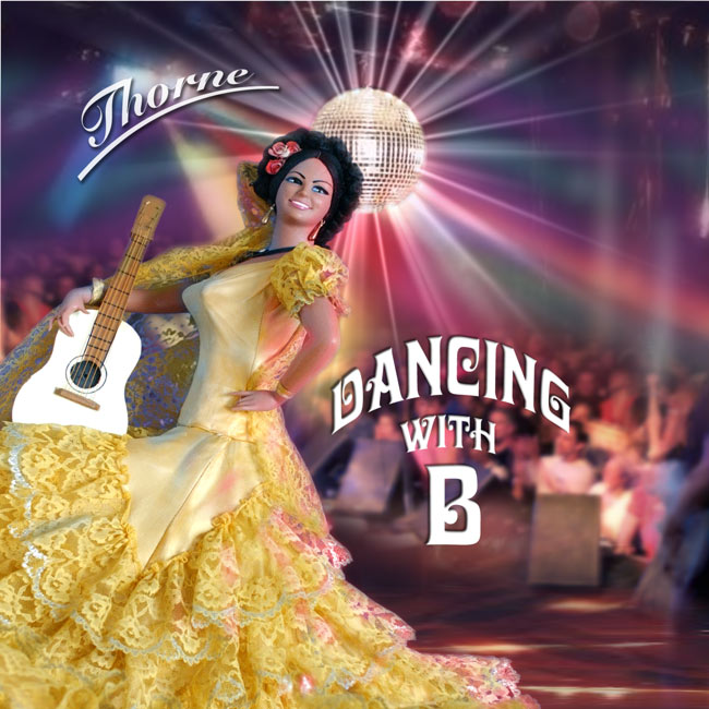 Dancing With B Club Mix cover